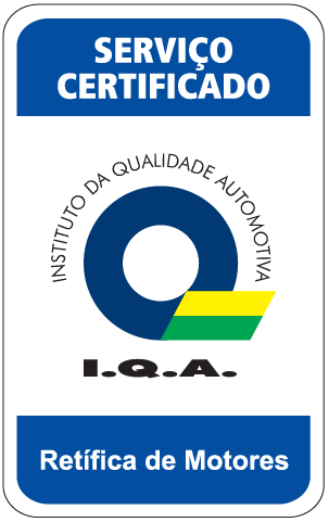 Certificação IQA Retífica